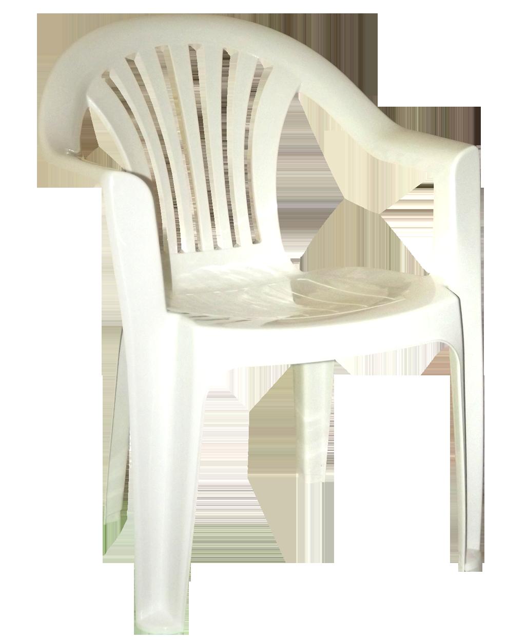 стулья из пластика